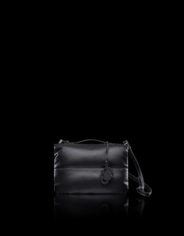 HANDLE BAG Black 1 Moncler JW Anderson Woman