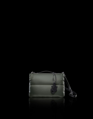 HANDLE BAG Military green 1 Moncler JW Anderson Woman