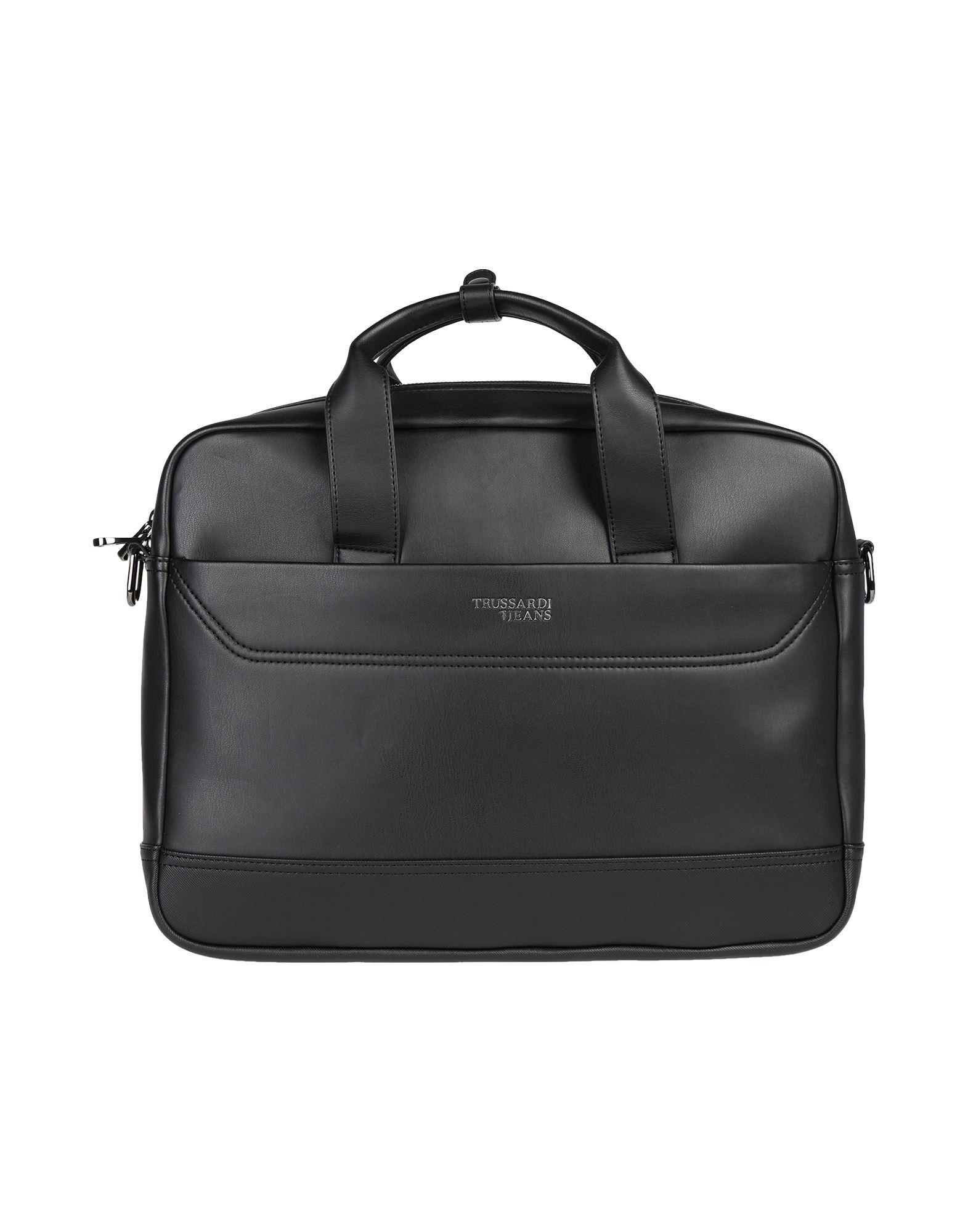 dunhill деловые сумки TRUSSARDI JEANS Деловые сумки