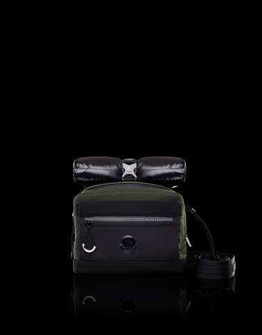 EXTREME MESSENGER Military green Bags Man