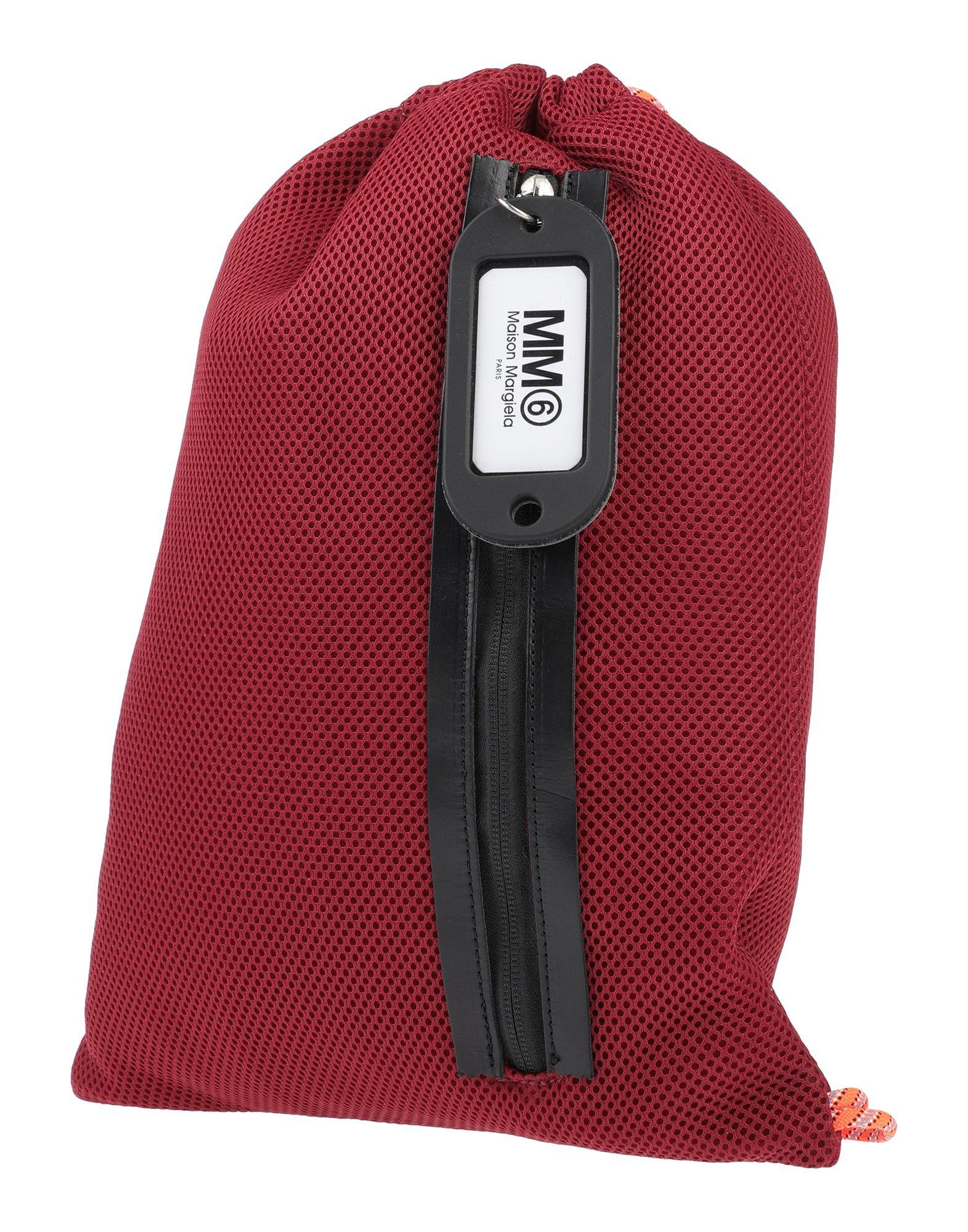 mm6 maison margiela деловые сумки MM6 MAISON MARGIELA Рюкзаки и сумки на пояс