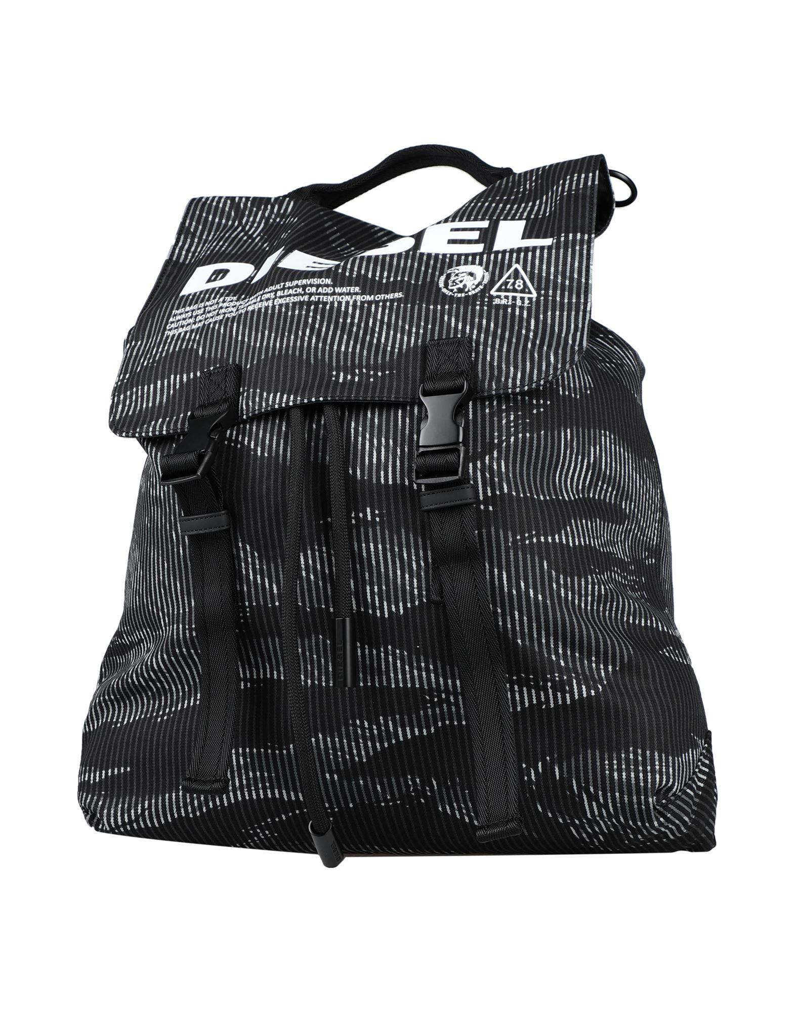 DIESEL Рюкзаки и сумки на пояс