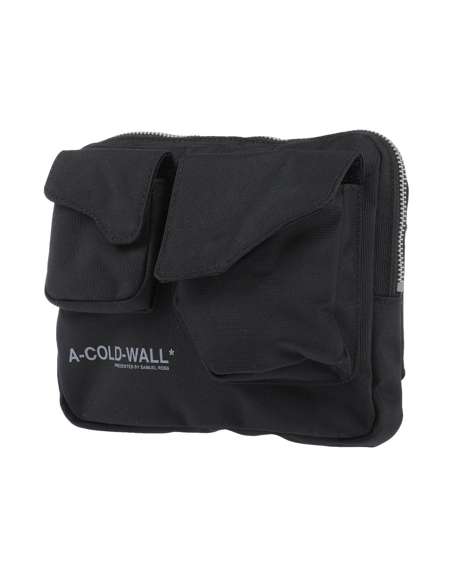 a cold wall деловые сумки A-COLD-WALL* Рюкзаки и сумки на пояс