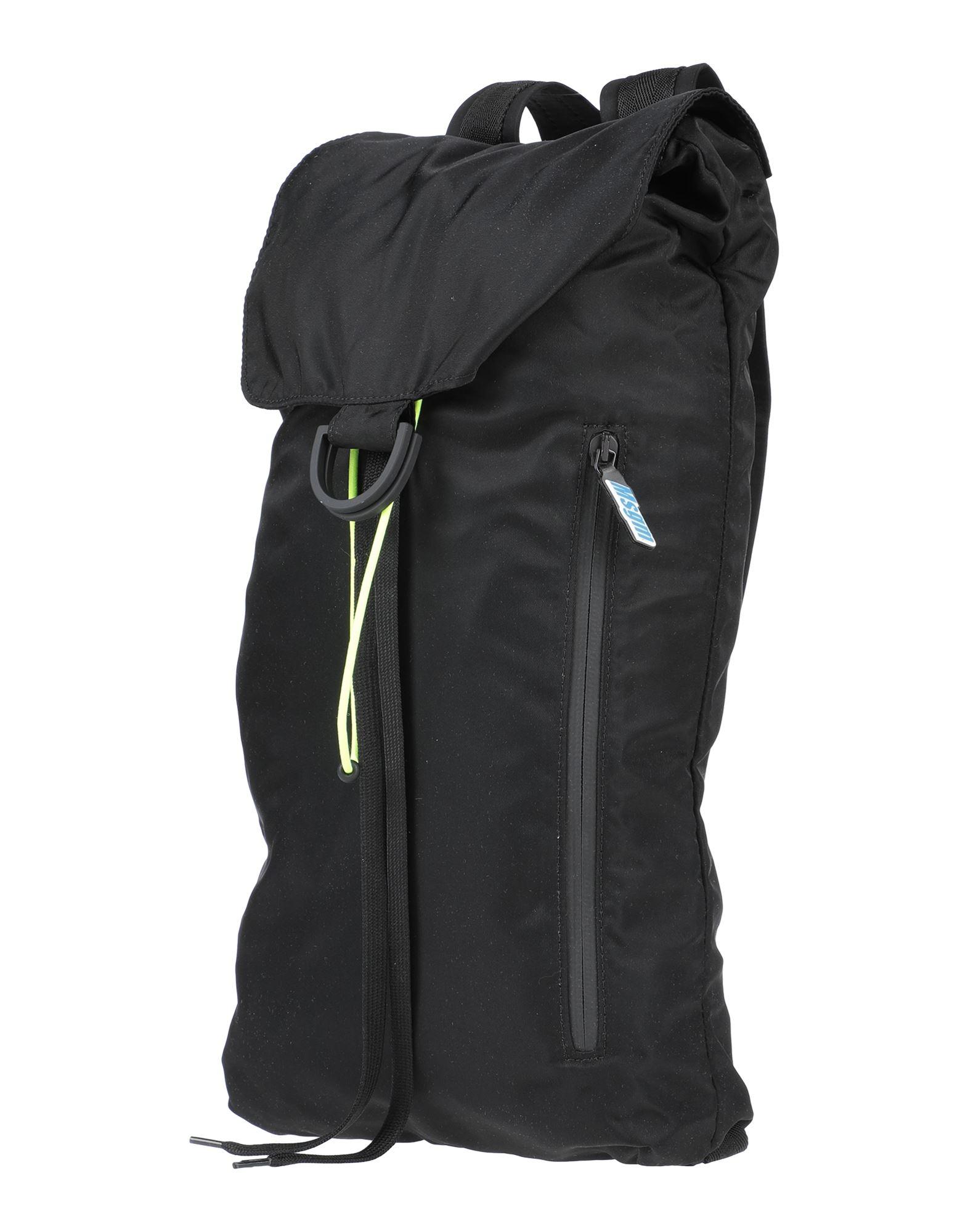 MSGM Рюкзаки и сумки на пояс