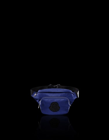 DURANCE BELT BAG Blue Bags & Suitcases Man