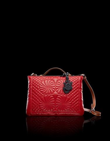 HANDLE BAG Red Genius Woman