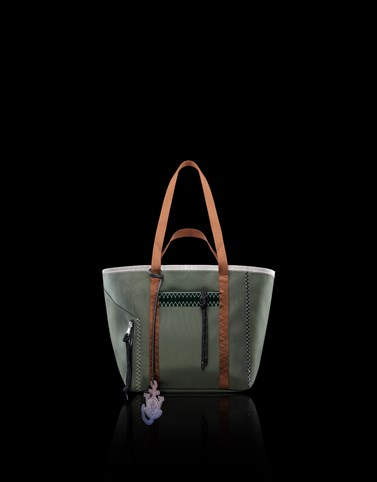JWA TOTE Military green Genius Woman