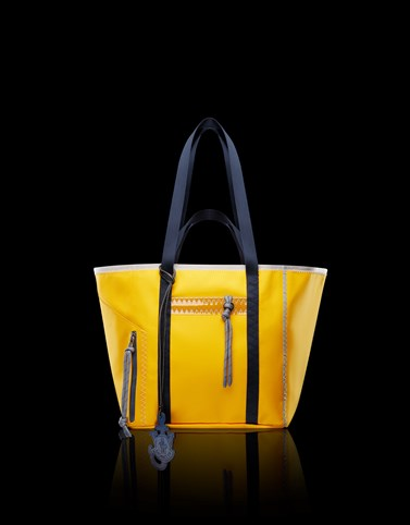 JWA TOTE Yellow Genius Woman