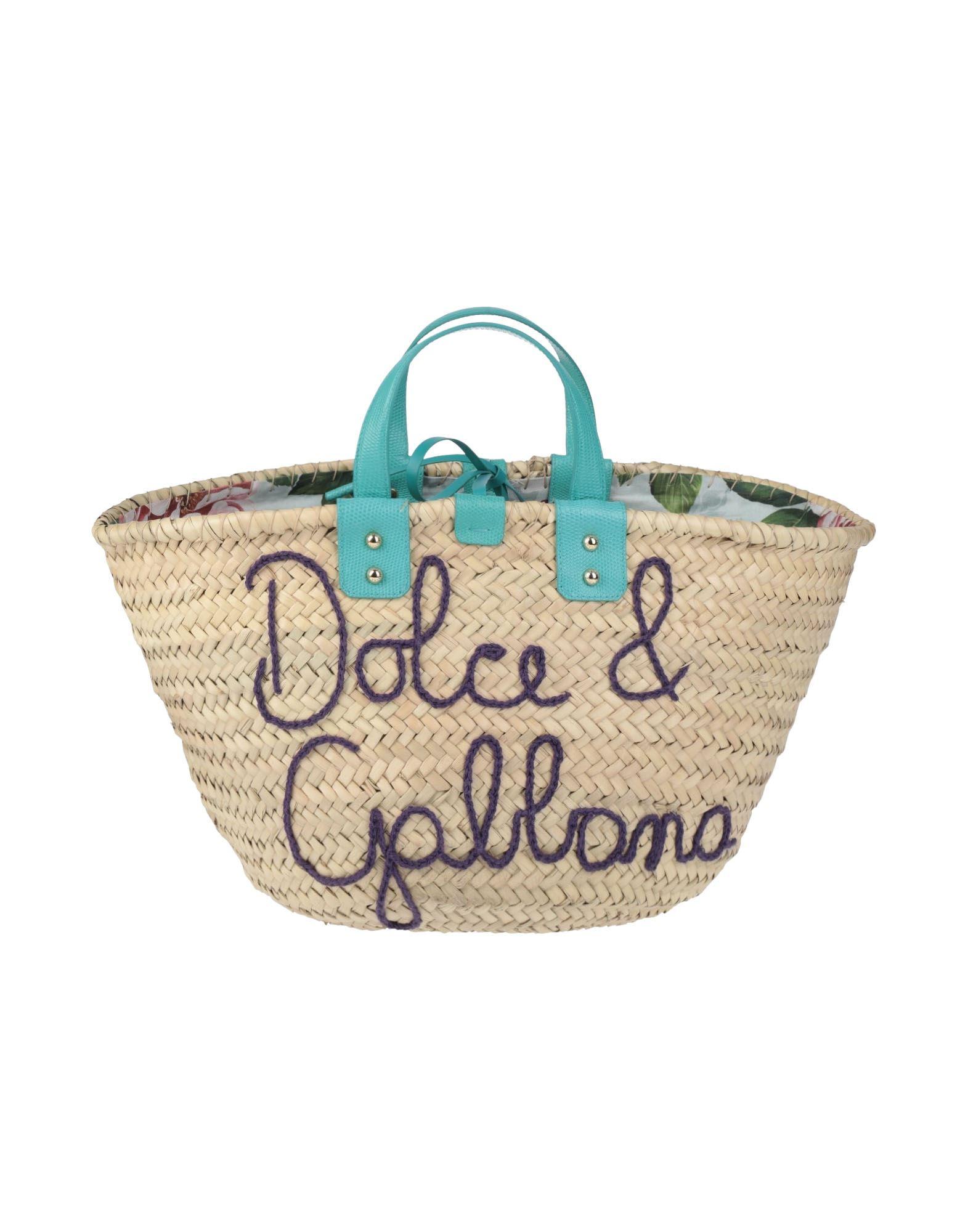 DOLCE & GABBANA ドルチェ & ガッバーナ レディース ハンドバッグ サンド