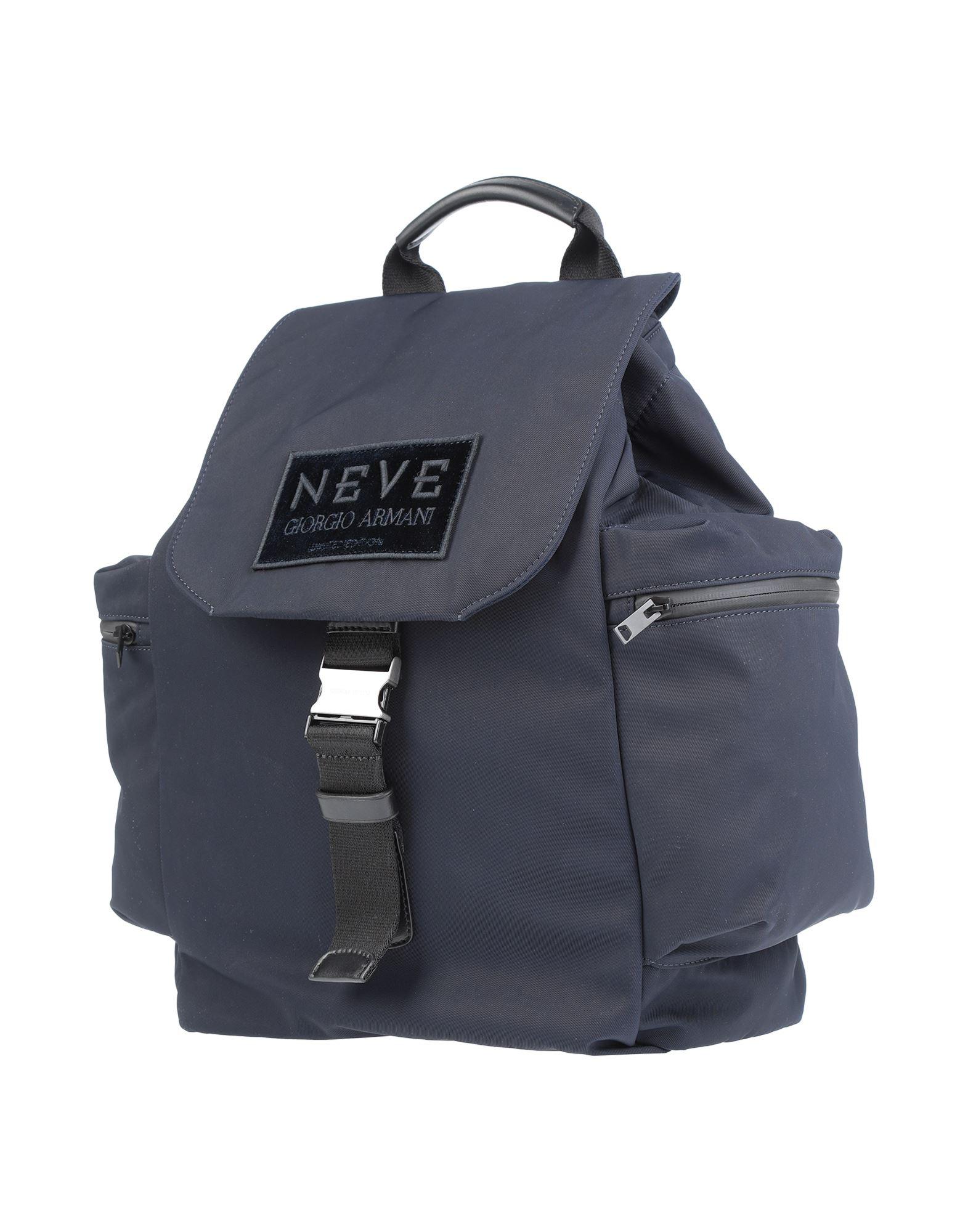 GIORGIO ARMANI Рюкзаки и сумки на пояс armani junior рюкзаки и сумки на пояс