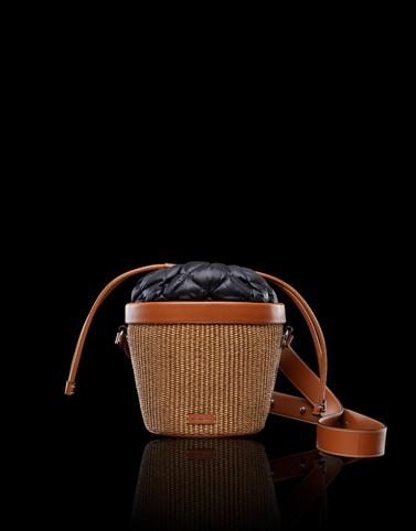 SEAUX SEAUX Camel Bags & Suitcases Woman