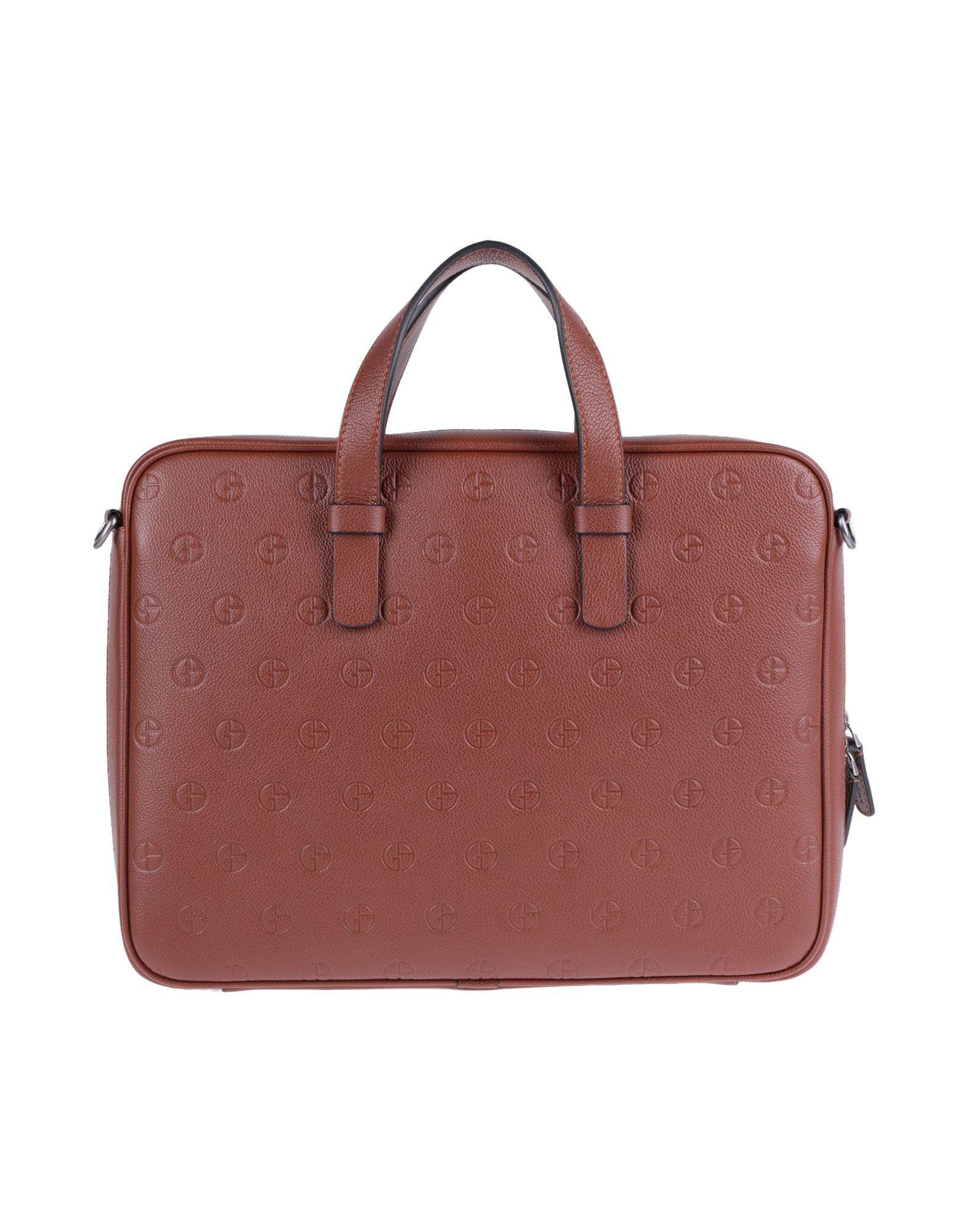 emporio armani деловые сумки GIORGIO ARMANI Деловые сумки