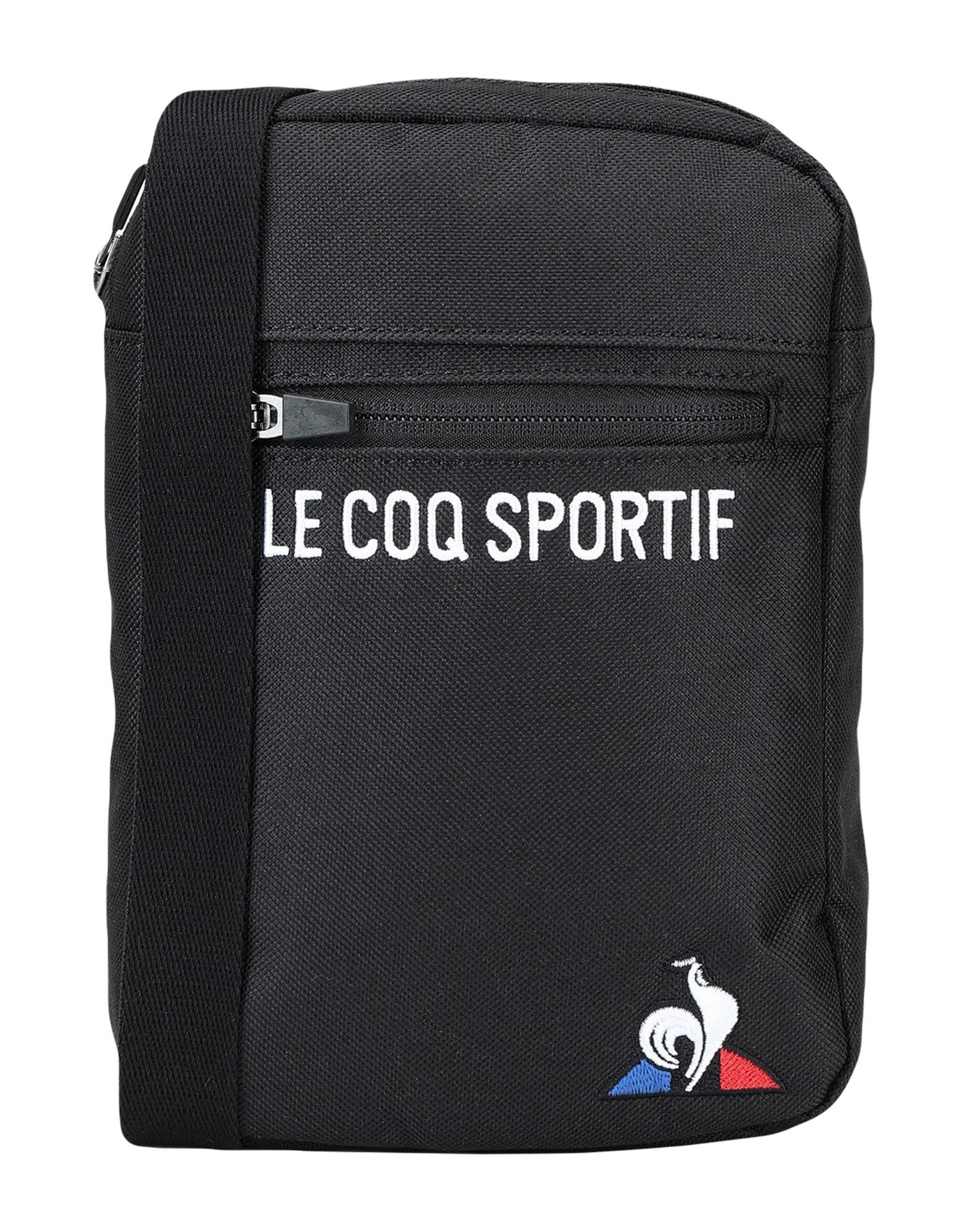 LE COQ SPORTIF Сумка через плечо le coq sportif сумка через плечо