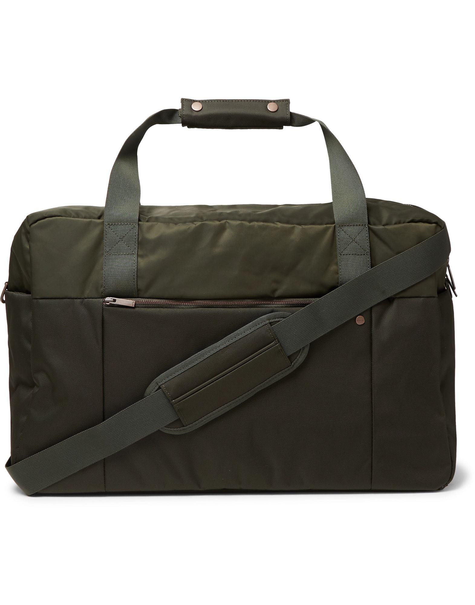 NN07 メンズ 旅行バッグ ミリタリーグリーン