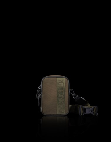 DETOUR CROSSBODY Military green Bags & Suitcases Man
