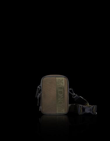 DETOUR CROSSBODY Зеленый (милитари) Сумки и чемоданы Для Мужчин