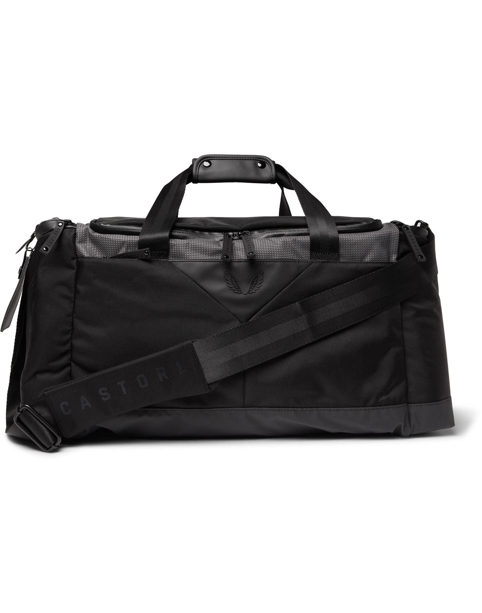 CASTORE メンズ 旅行バッグ ブラック