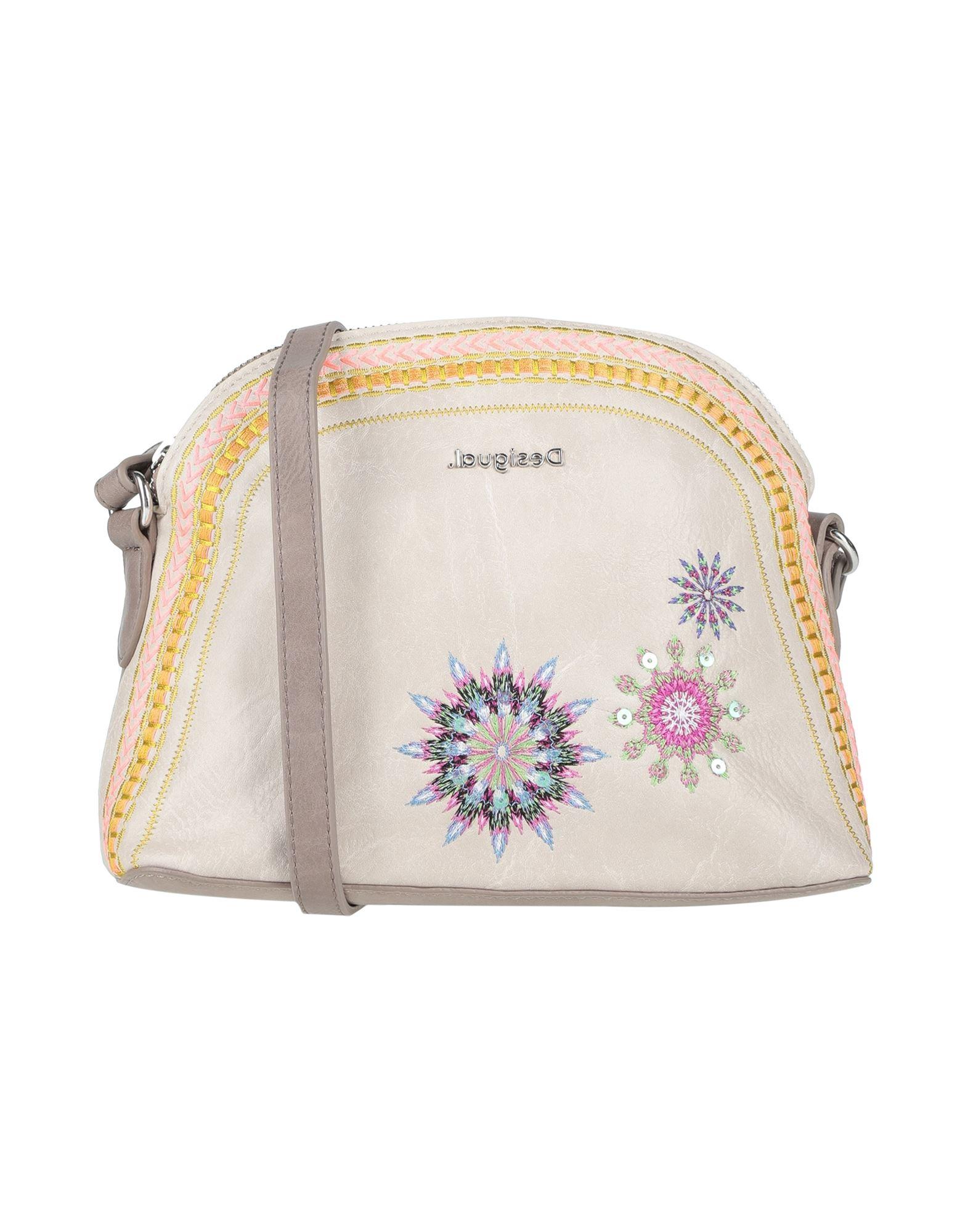 DESIGUAL Сумка через плечо сумка через плечо new brand 2015 desigual 8181