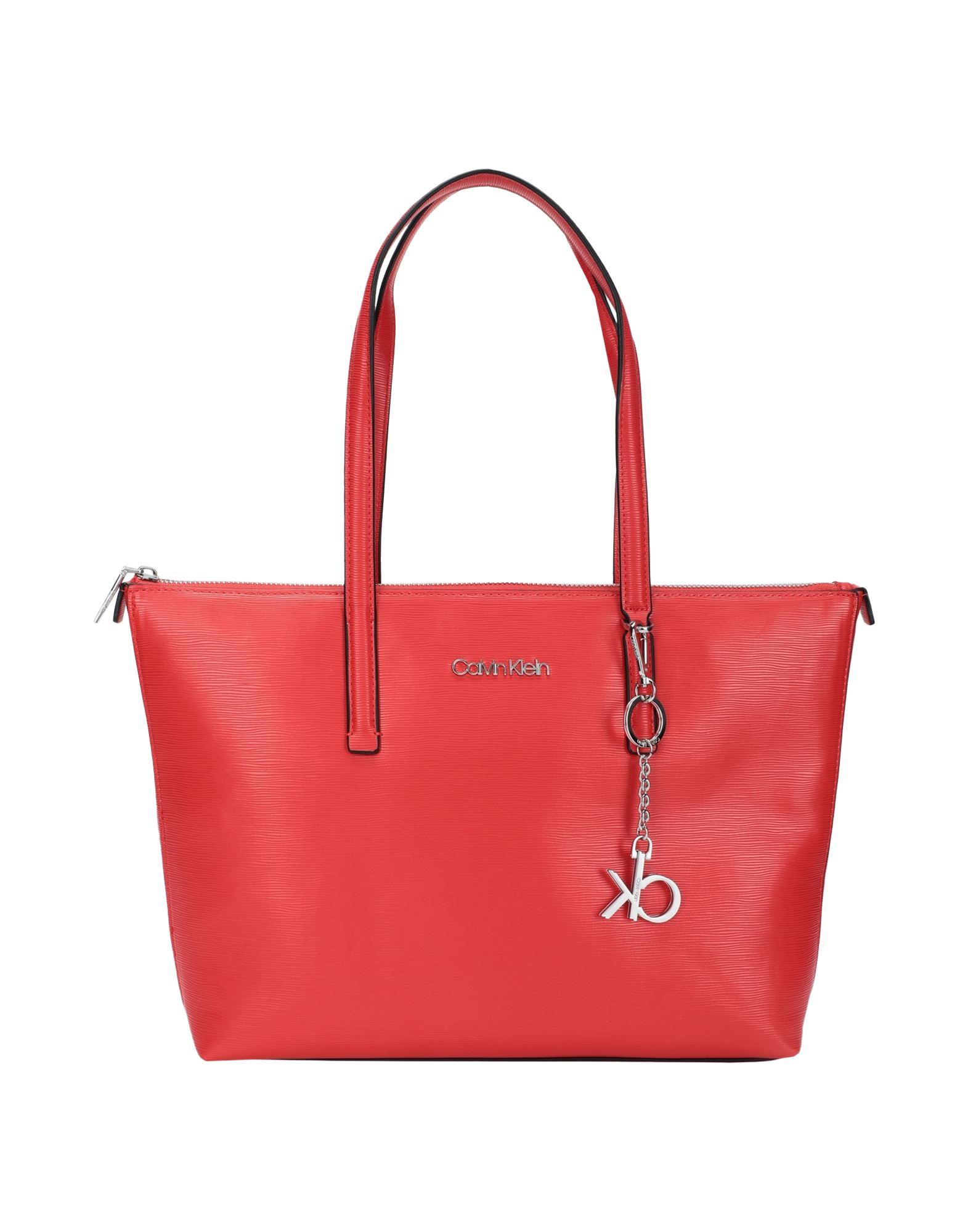 CALVIN KLEIN Shoulder bags - Item 45568853