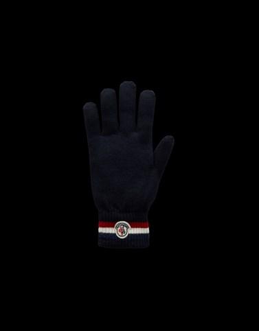 GLOVES Black Les Petites Cadeaux Man