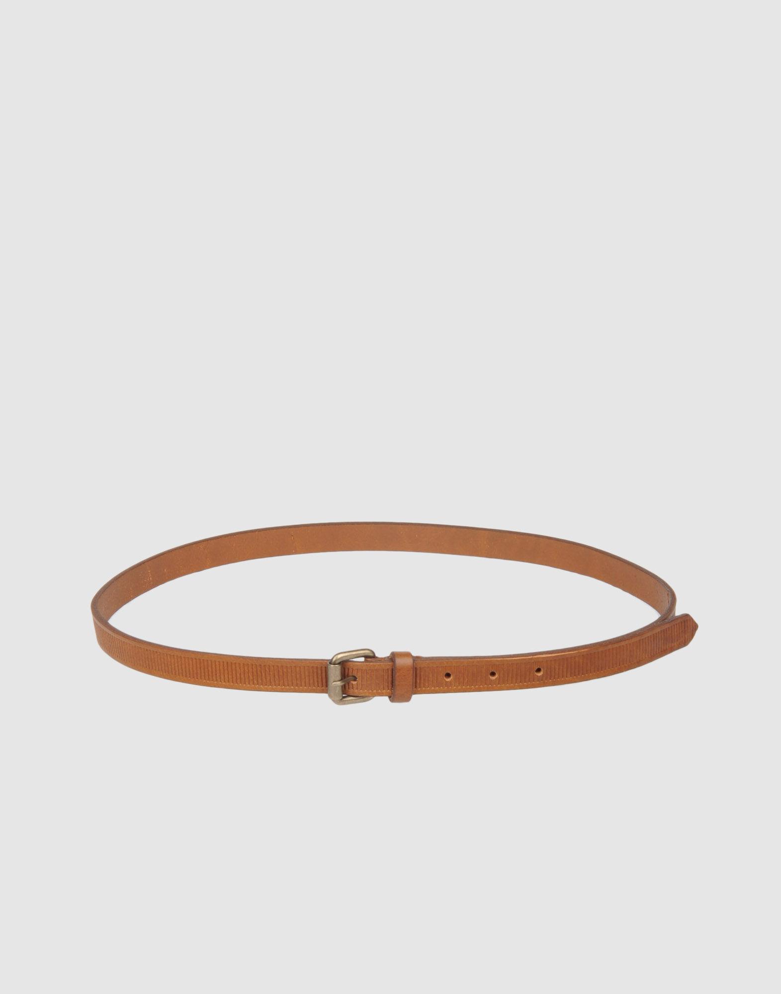 BRUNELLO CUCINELLI Ремень позолоченная цепочка ручной вязки