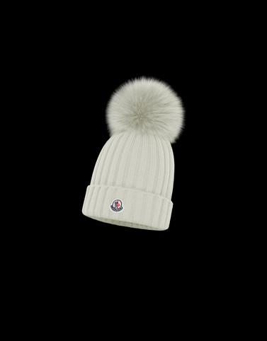 Moncler HAT for Woman e78db6a06d9