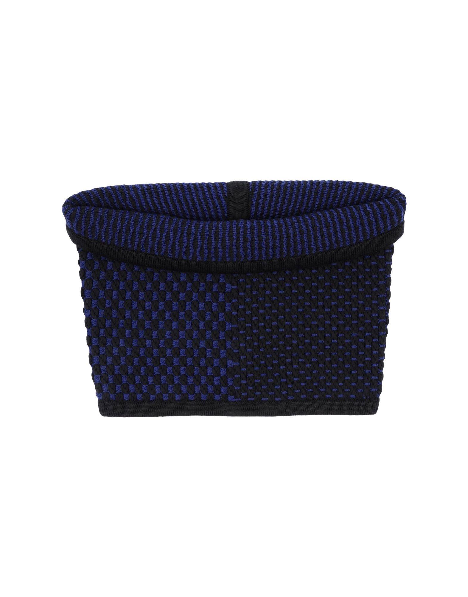 OHNE TITEL Scarves in Dark Blue