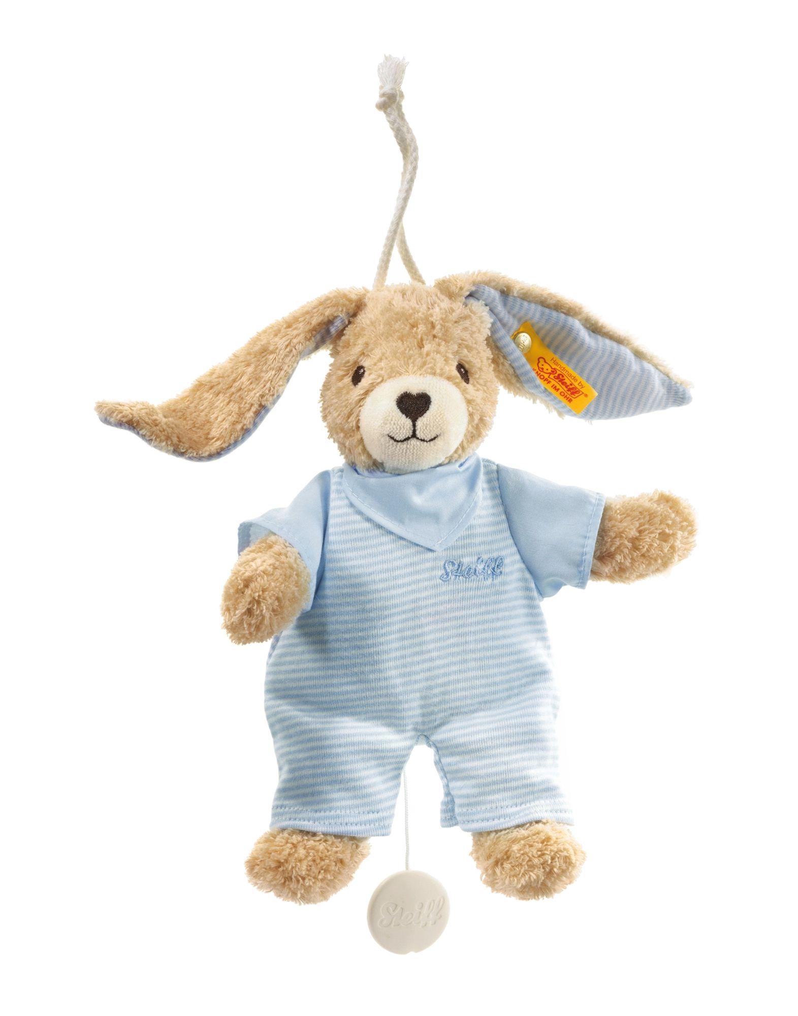 STEIFF Музыкальная мягкая игрушка teddykompaniet музыкальная игрушка альф teddykompaniet