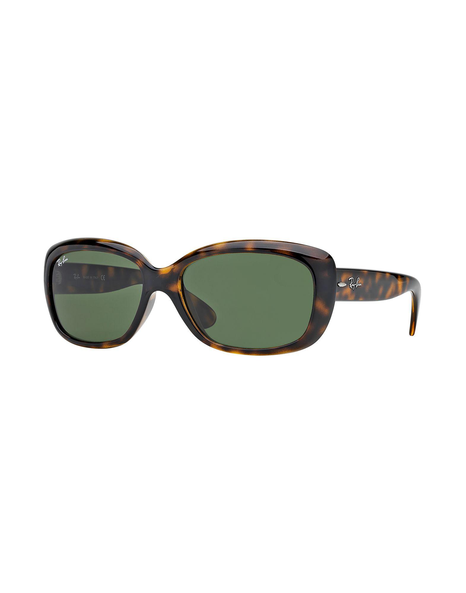 RAY-BAN Damen Sonnenbrille Farbe Dunkelbraun Größe 11 jetztbilligerkaufen