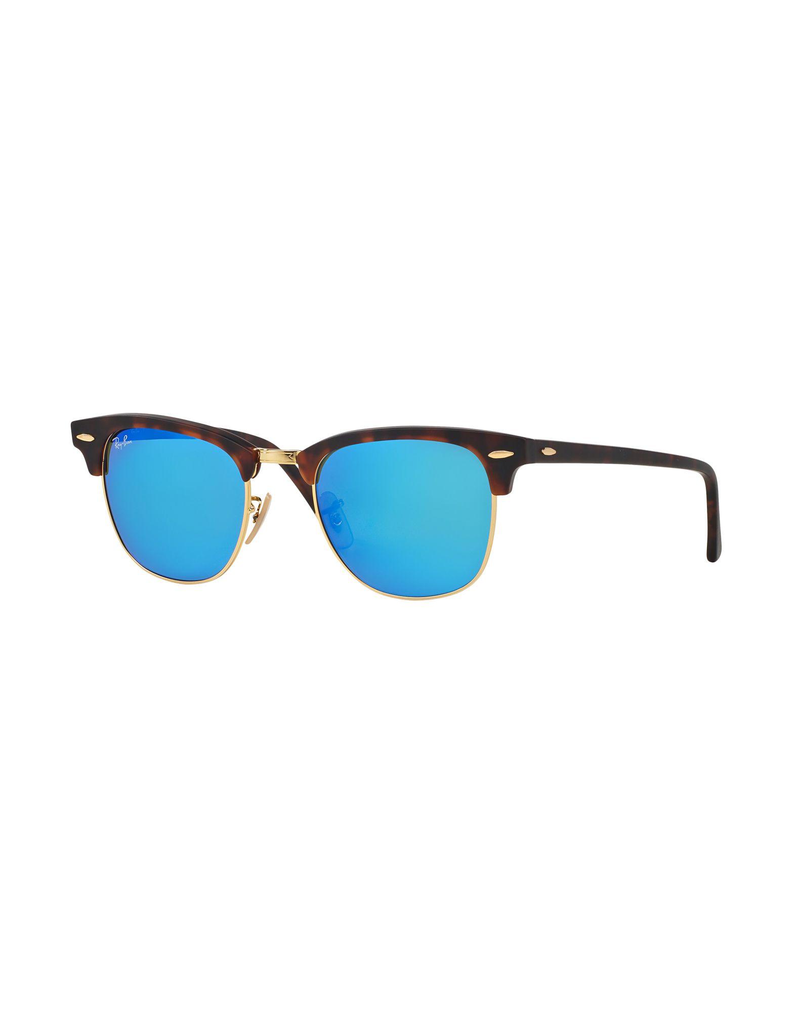 RAY-BAN Unisex Sonnenbrille Farbe Dunkelbraun Größe 9 jetztbilligerkaufen