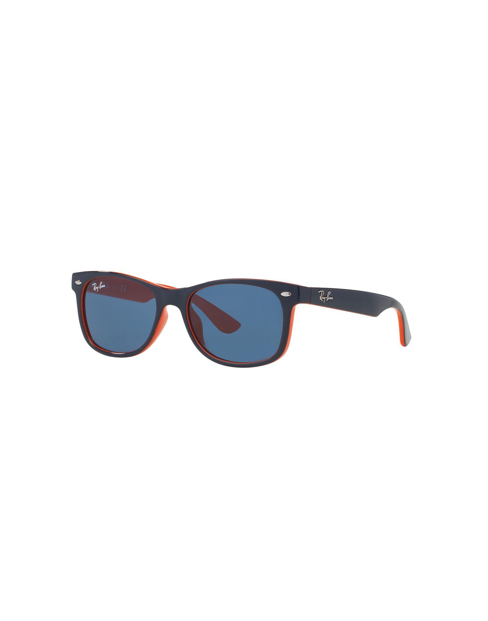 RAY-BAN JUNIOR Unisex Sonnenbrille Farbe Dunkelblau Größe 1 jetztbilligerkaufen