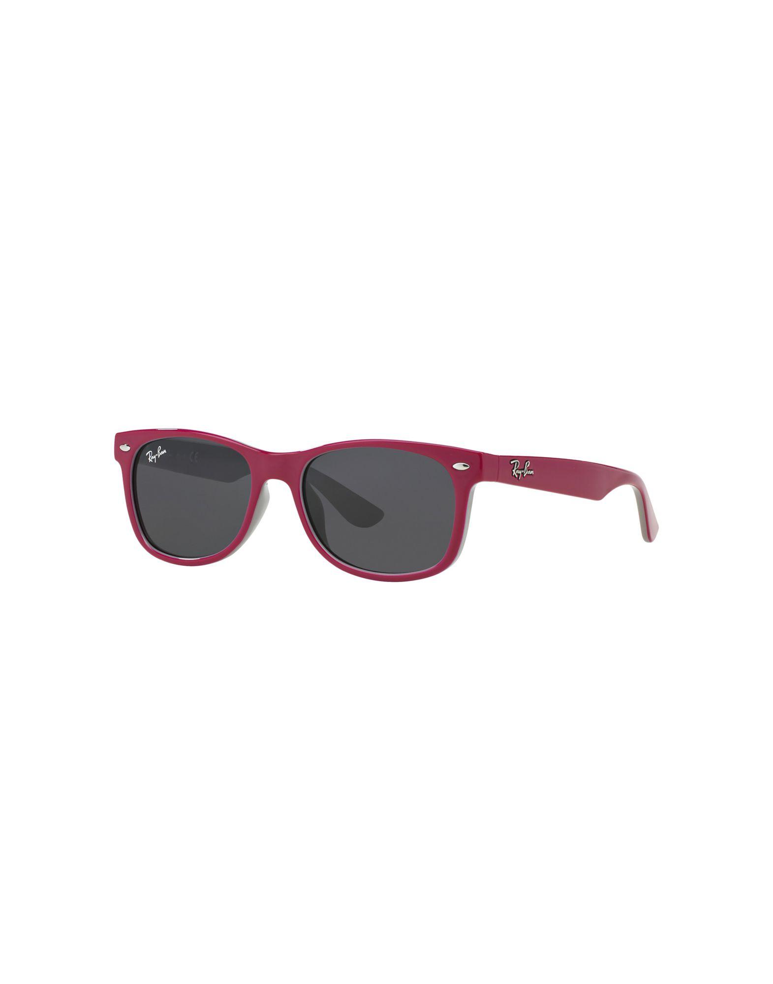 RAY-BAN JUNIOR Unisex Sonnenbrille Farbe Purpur Größe 1 jetztbilligerkaufen