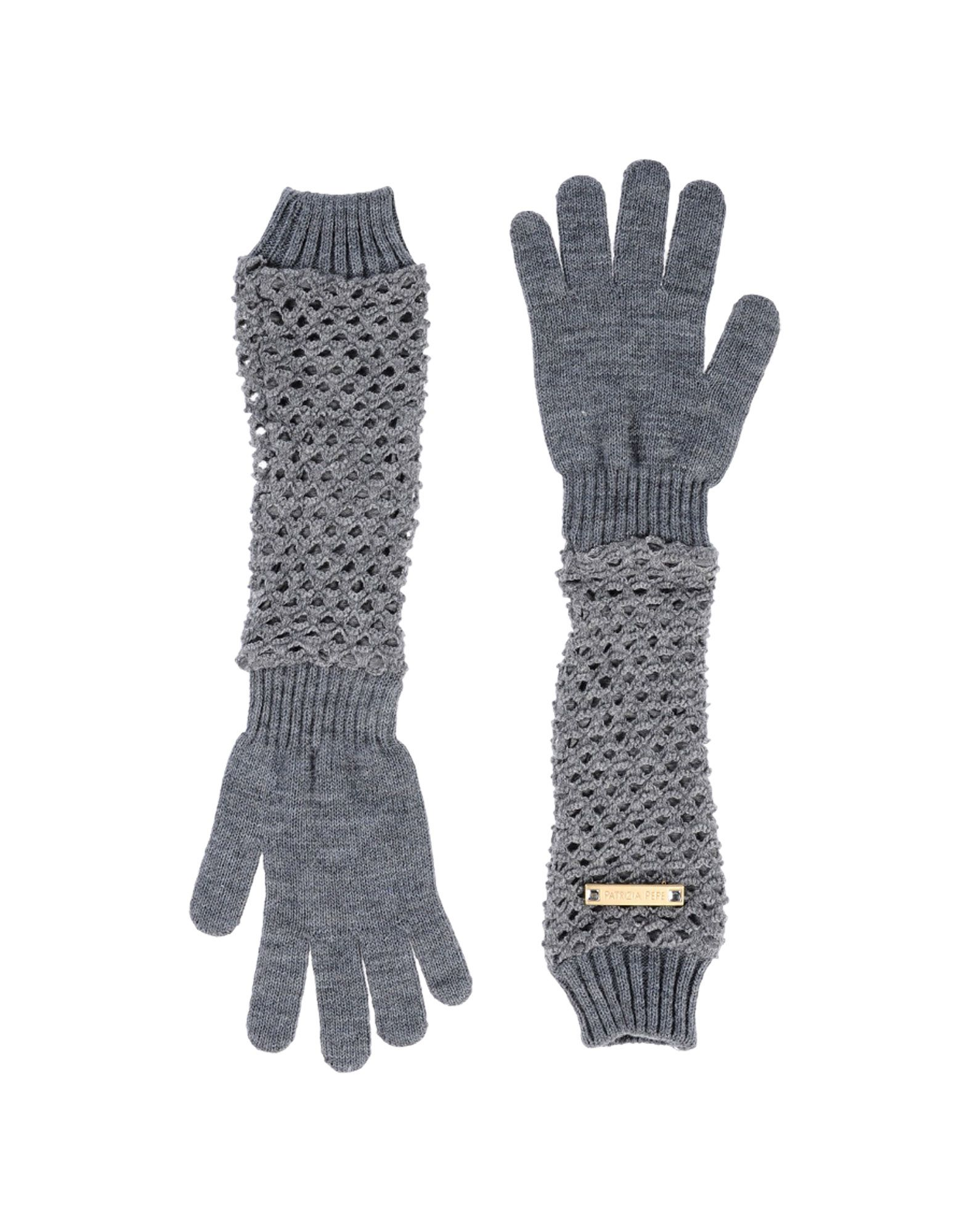 PATRIZIA PEPE LOVE SPORT Перчатки patrizia pepe перчатки