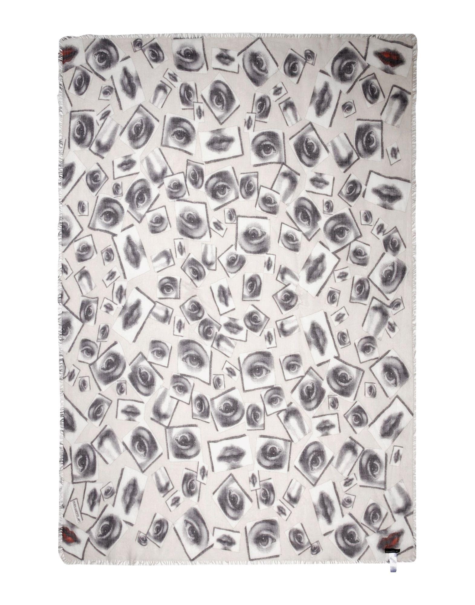 FORNASETTI Unisex Schal Farbe Elfenbein Größe 1 jetztbilligerkaufen