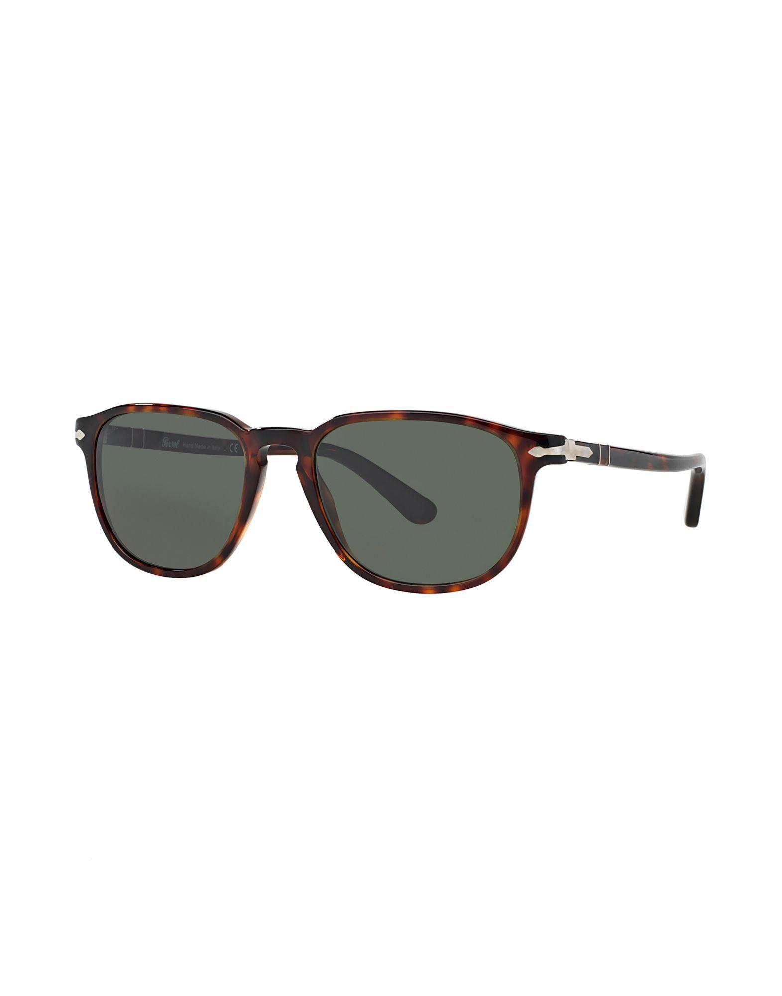 PERSOL Herren Sonnenbrille Farbe Braun Größe 1 jetztbilligerkaufen