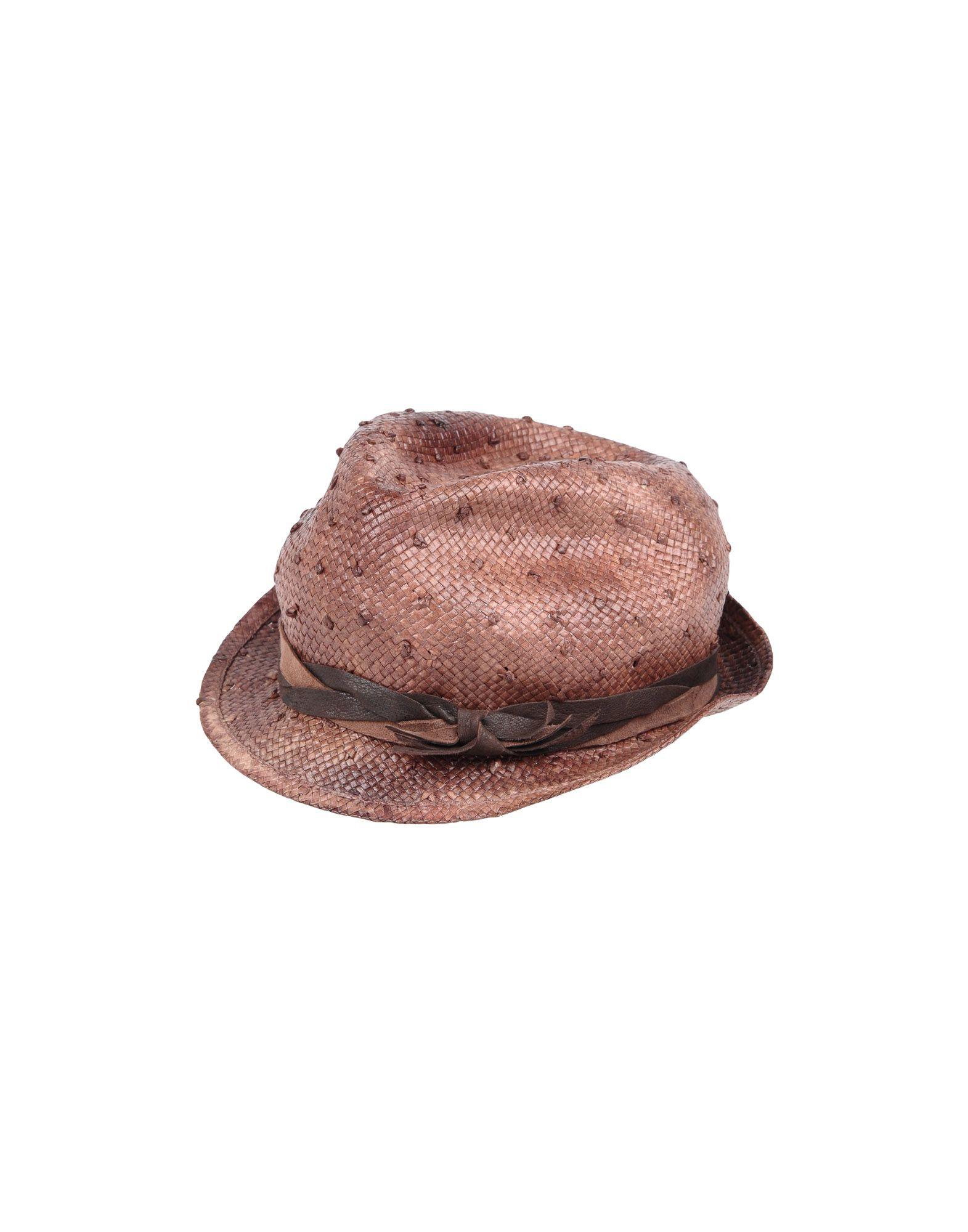 BRUNELLO CUCINELLI Damen Mützen & Hüte Farbe Mittelbraun Größe 5 jetztbilligerkaufen