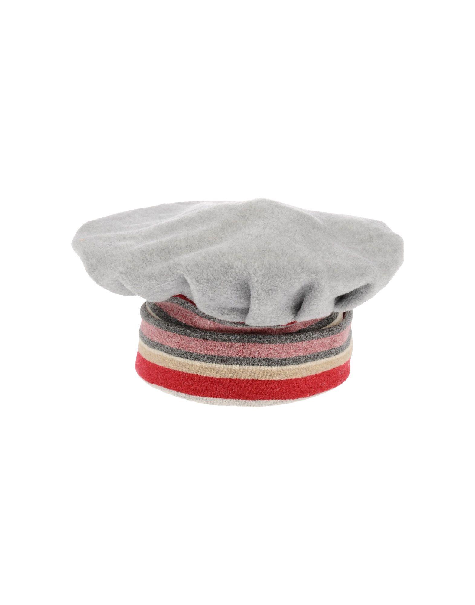 GALLO Mädchen 0-24 monate Mützen & Hüte Farbe Grau Größe 4