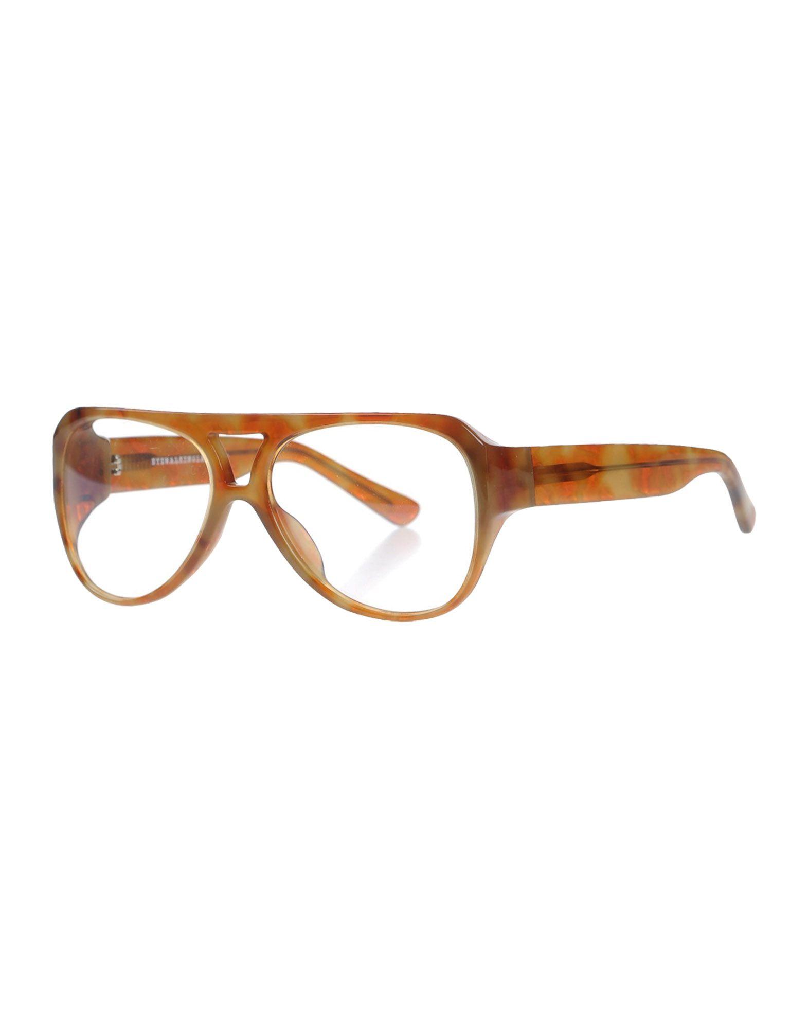 EYEWALKINGLASSES Herren Brille Farbe Kamel Größe 1