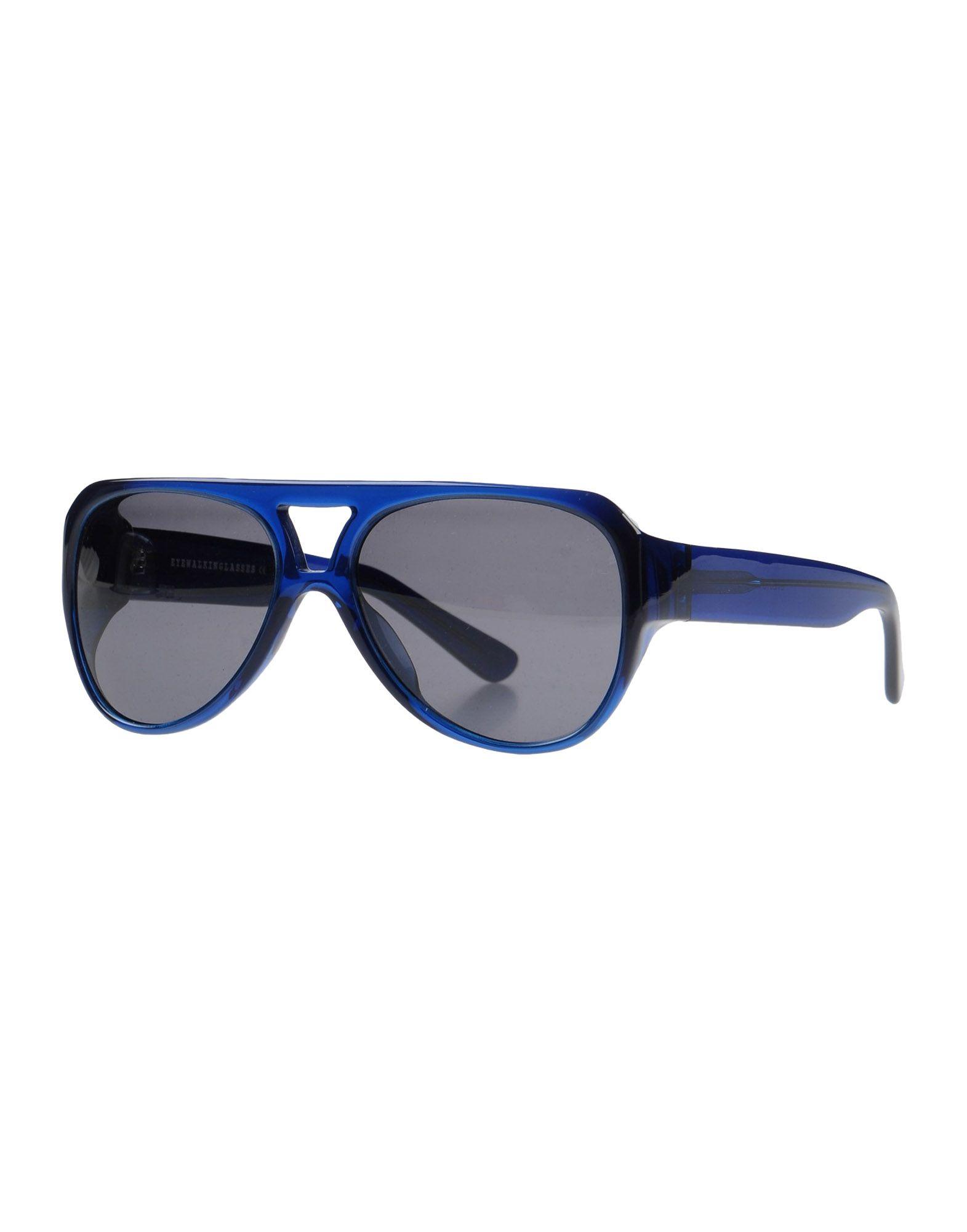 EYEWALKINGLASSES Солнечные очки бусы из янтаря солнечные дни