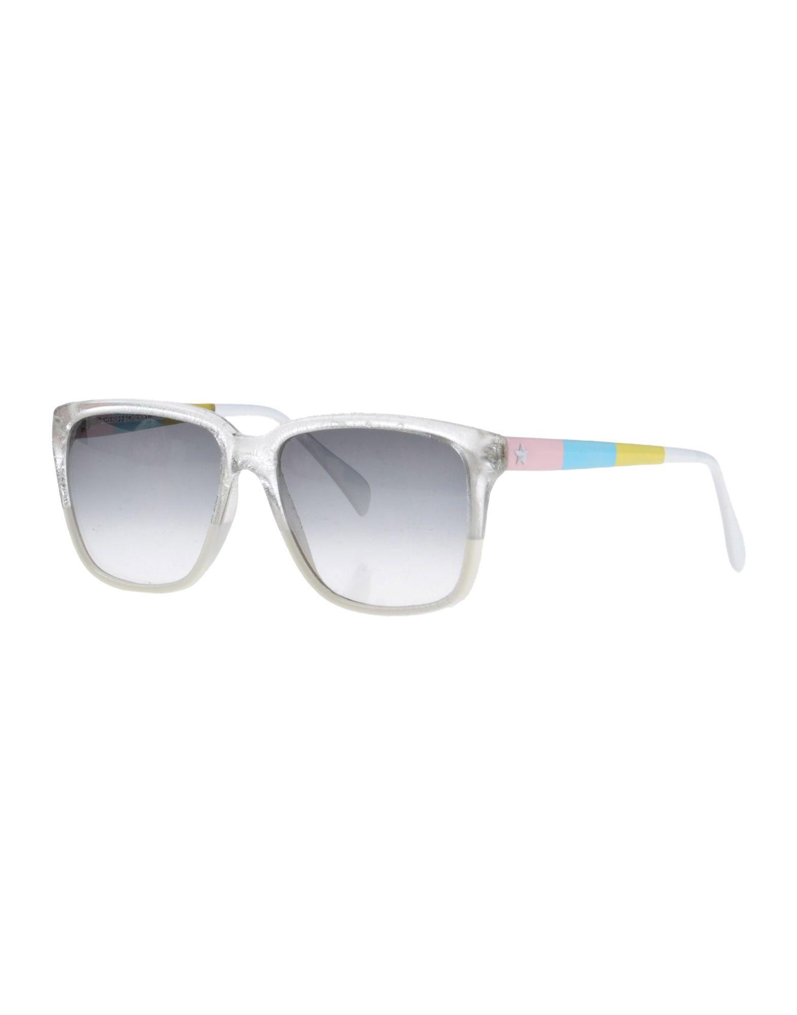 SHERIFF & CHERRY Солнечные очки бусы из янтаря солнечные дни