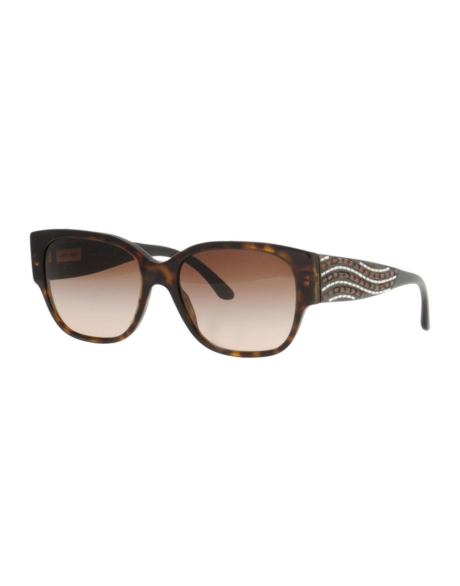 GIORGIO ARMANI Солнечные очки бусы из янтаря солнечные дни
