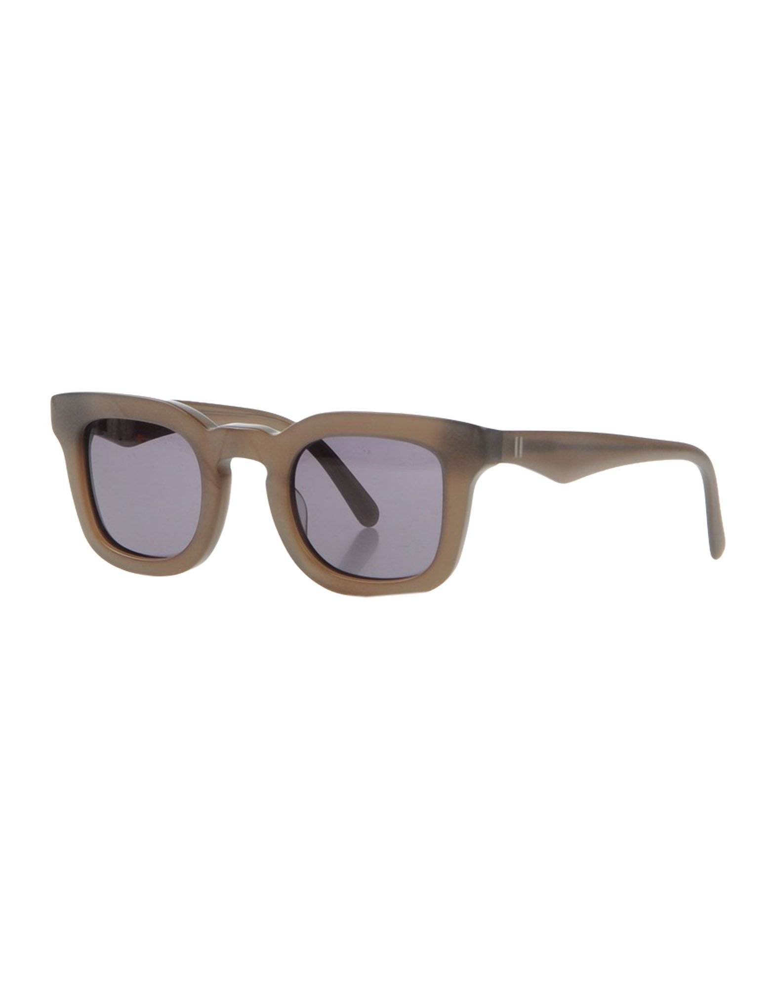 NEIL BARRETT Солнечные очки бусы из янтаря солнечные дни