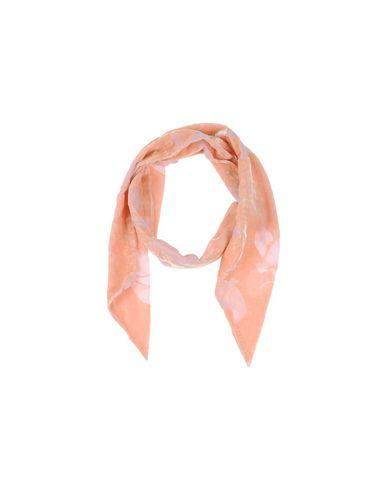Фото - Женский шарф  лососево-розового цвета