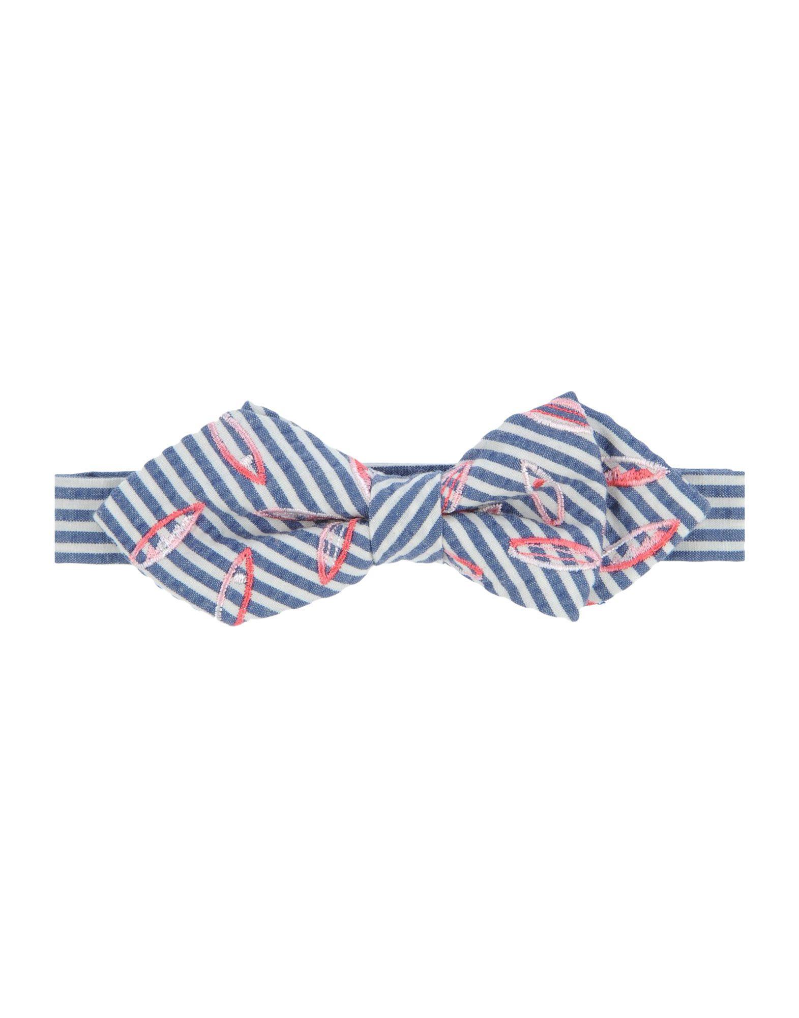 JULIEN DAVID Галстук-бабочка вышивка русский стиль бабочка с пяльцами
