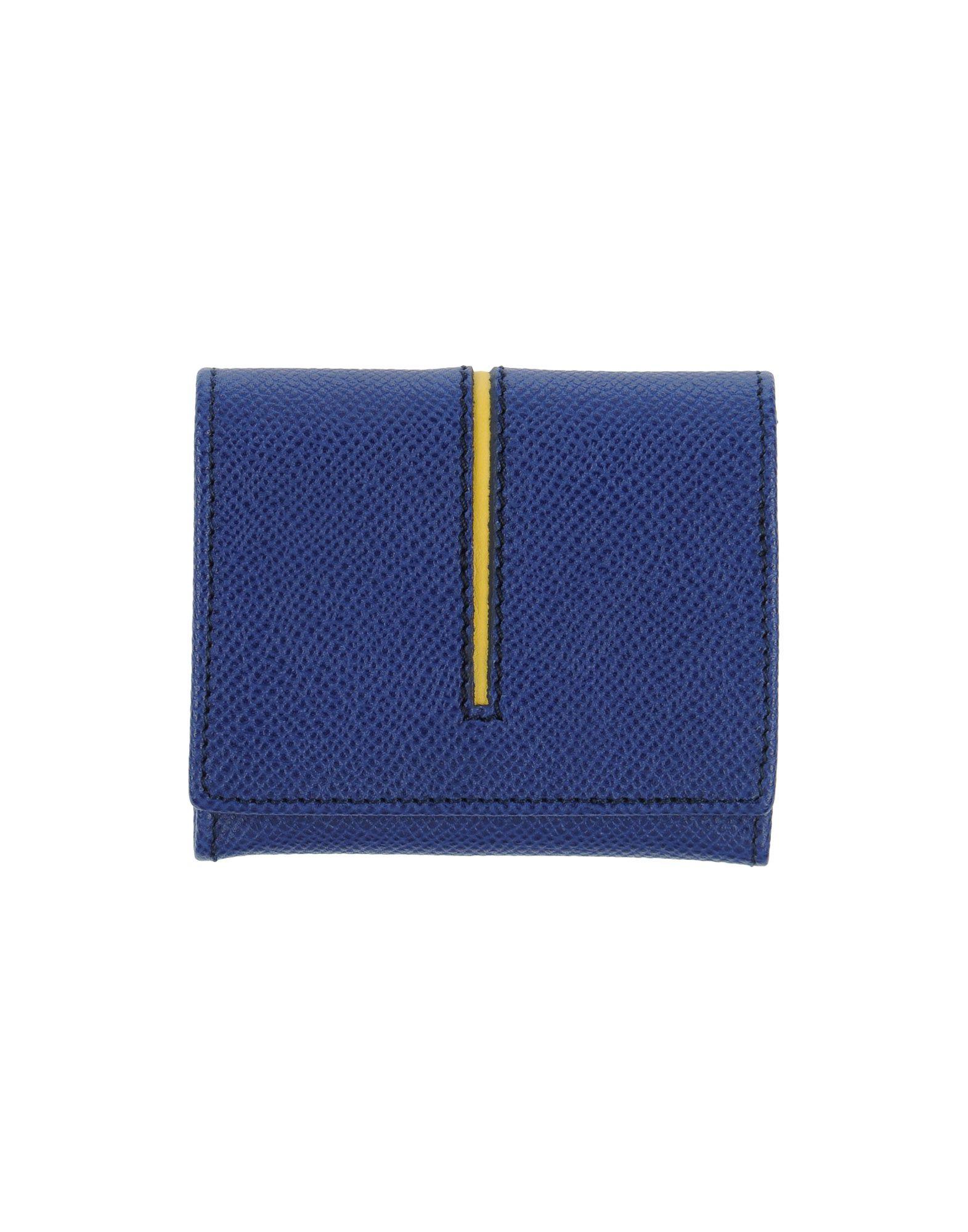 TOD´S Herren Portemonnaie Farbe Blau Größe 1