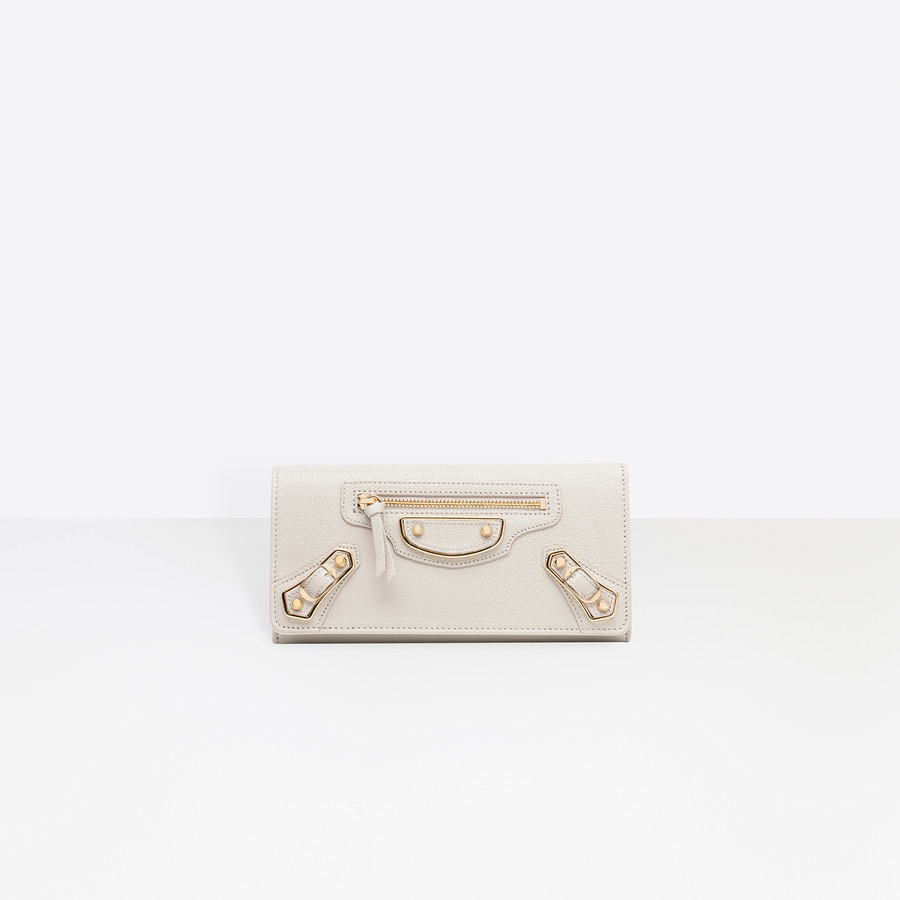BALENCIAGA Classic Metallic Edge Money Accessoire Metallic Edge D f