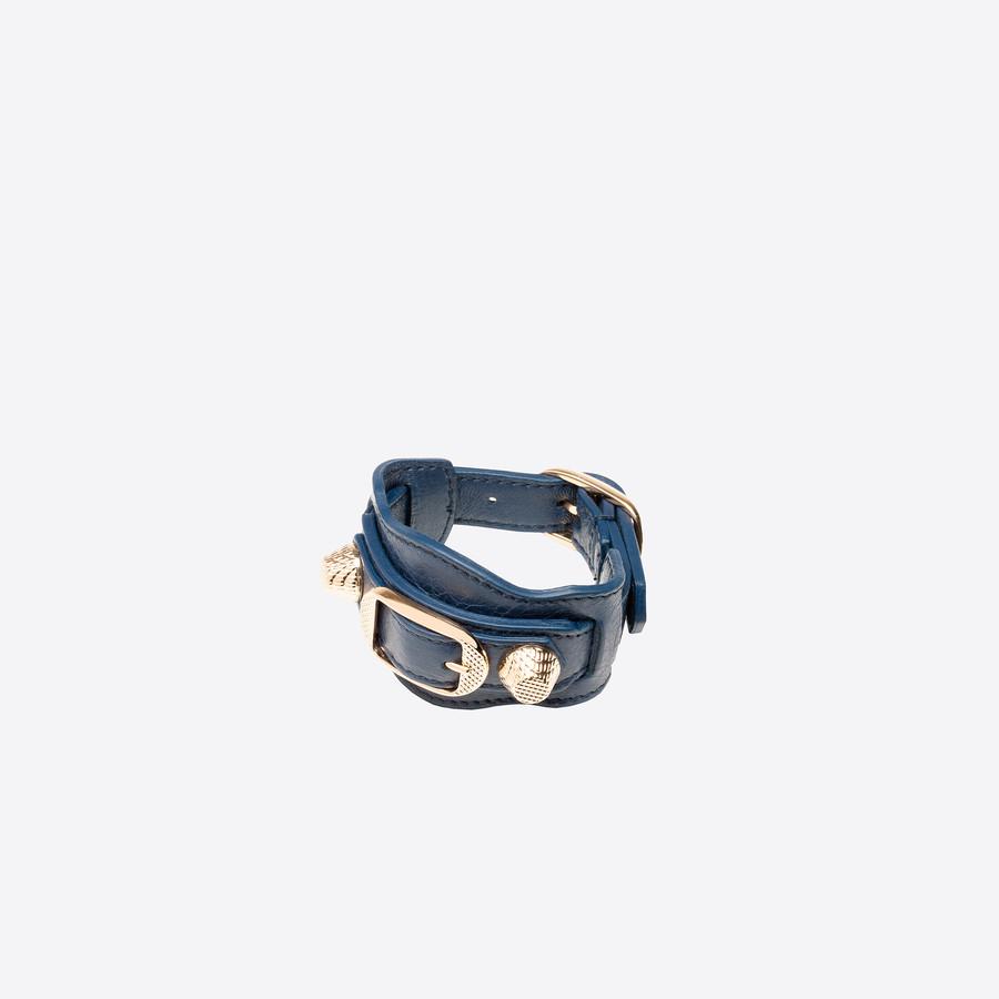 BALENCIAGA Giant Gold Bracelet Giant Bracelet D f