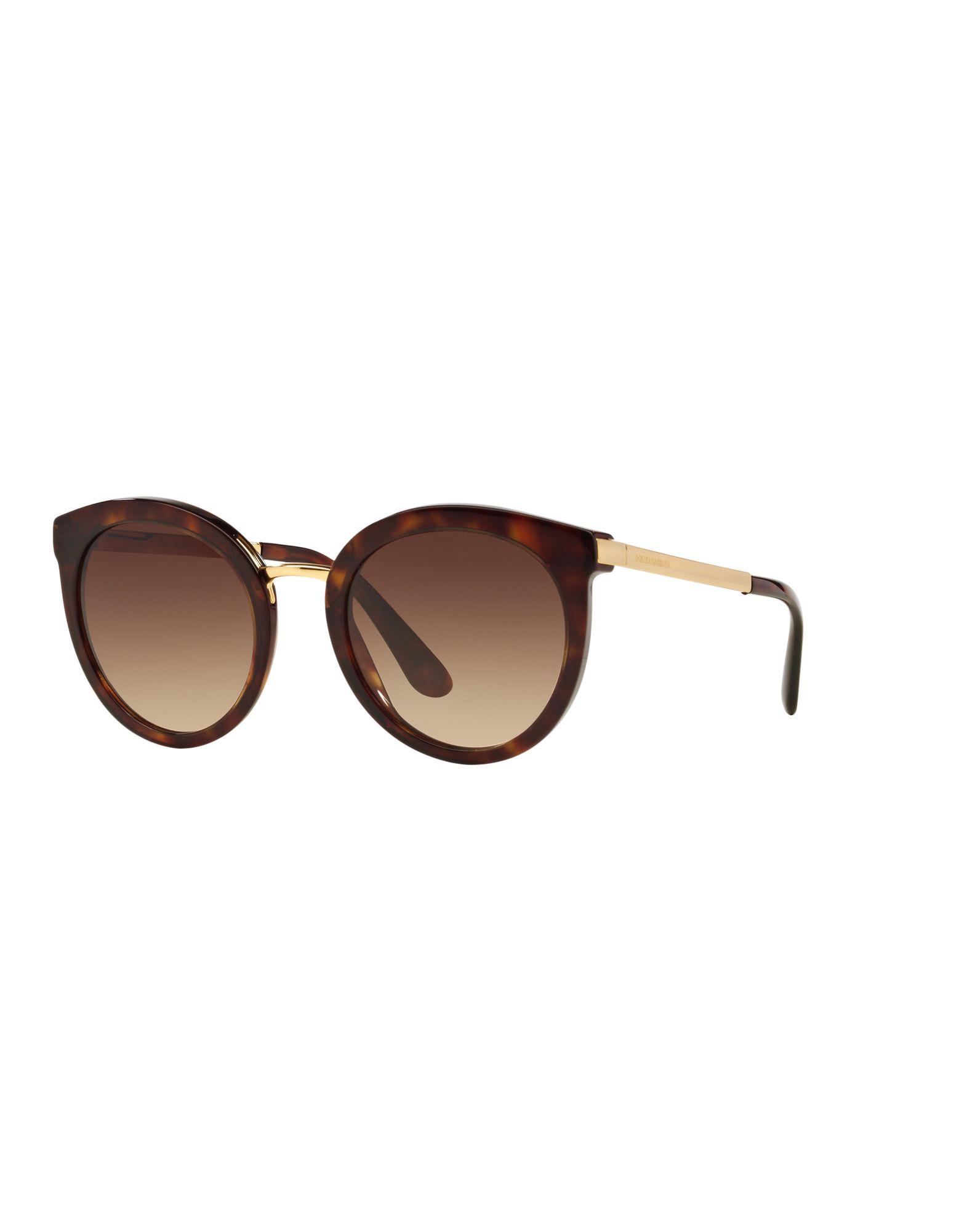 DOLCE & GABBANA Солнечные очки бусы из янтаря солнечные дни