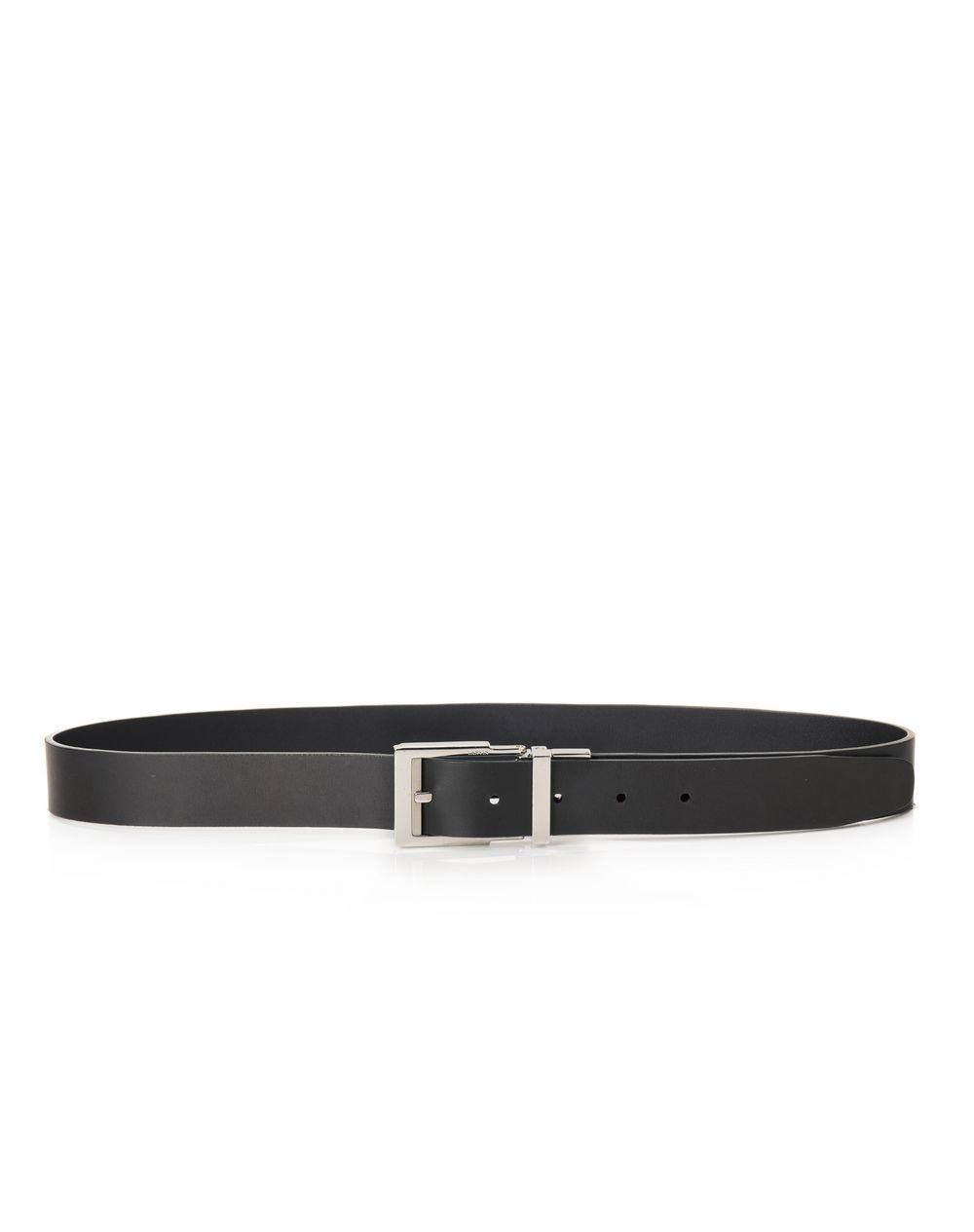 30mm reversible and adjustable belt in smooth calfskin - Lanvin