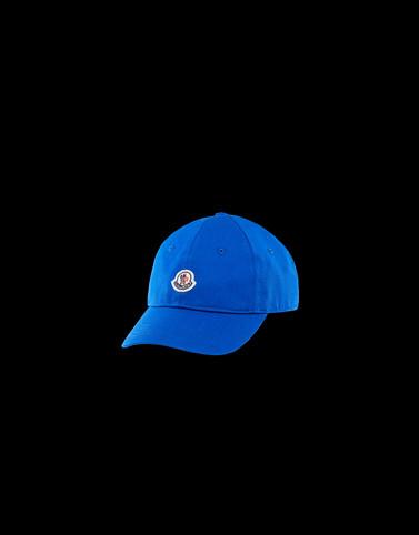 BASEBALL HAT Bright blue Teen 12-14 years - Girl Woman